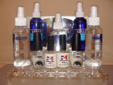 Клей для наращивания ресниц - Irisk, Lidan, Dolce vita, Ardell, Мираж, eyelash glue